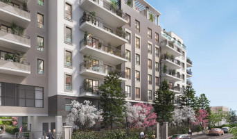 Suresnes programme immobilier rénové « Résonance » en loi pinel