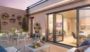 Suresnes programme immobilier neuve « Résonance » en Loi Pinel  (2)