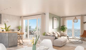 Suresnes programme immobilier neuve « Résonance » en Loi Pinel  (3)