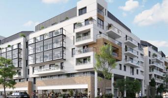Rueil-Malmaison programme immobilier neuve « Envies »