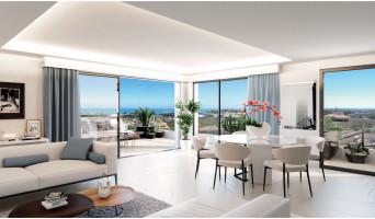 Antibes programme immobilier neuve « Parc Bel Azur »  (3)