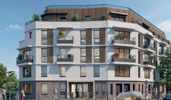 Châtillon programme immobilier neuve « Essen'Ciel »  (2)