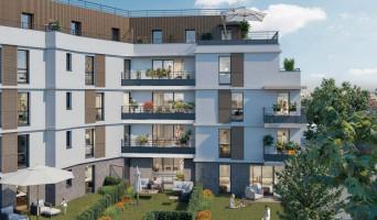 Châtillon programme immobilier neuve « Essen'Ciel »  (3)