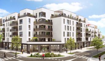 Cergy programme immobilier rénové « New Villa Genottes » en loi pinel