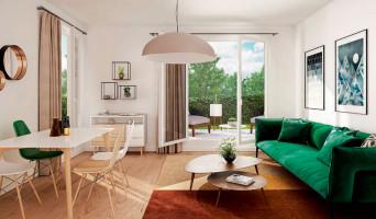 Cergy programme immobilier neuve « New Villa Genottes » en Loi Pinel  (2)