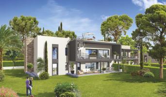 Saint-Raphaël programme immobilier rénové « Garden Villa » en loi pinel