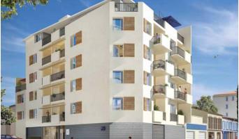 Toulon programme immobilier rénové « Carré Majorelle » en loi pinel