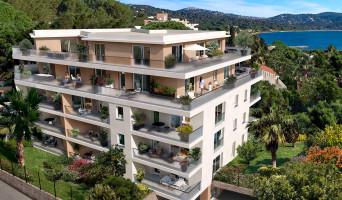 Cavalaire-sur-Mer programme immobilier rénové « Les Bords de Mer » en loi pinel