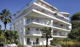 Cavalaire-sur-Mer programme immobilier neuve « Les Bords de Mer » en Loi Pinel  (2)