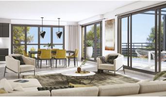 Aix-en-Provence programme immobilier neuve « Aix par Nature » en Loi Pinel  (3)