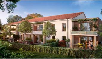 Pibrac programme immobilier rénové « Résidence n°218124 » en loi pinel