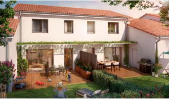 Pibrac programme immobilier neuve « Programme immobilier n°218124 » en Loi Pinel  (2)