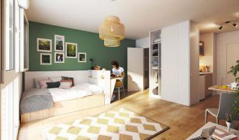 Pau programme immobilier neuve « Canopy »  (4)