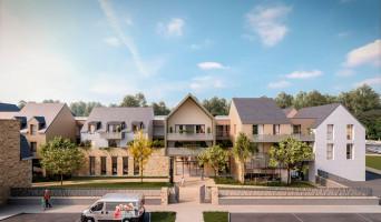 Dinan programme immobilier neuve « Les Jardins d'Ahna »