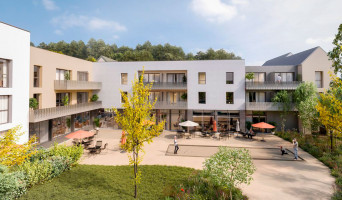 Dinan programme immobilier neuve « Les Jardins d'Ahna »  (2)
