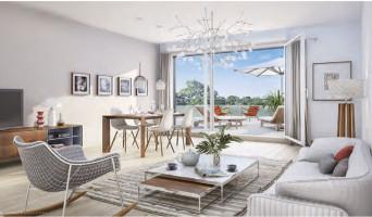 Bouguenais programme immobilier neuve « Os'moz 2 »