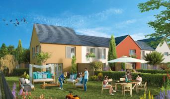 Colombelles programme immobilier neuve « Le Clos des Chênes »  (2)