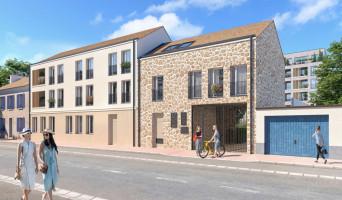 Rambouillet programme immobilier neuve « Les Bastides » en Loi Pinel  (2)