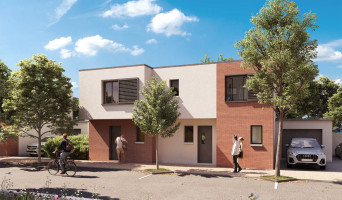 Tournefeuille programme immobilier neuve « Lumina »