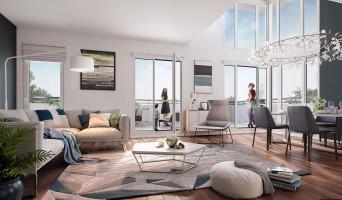 Chatou programme immobilier neuve « Les terrasses de Renoir Pinel »