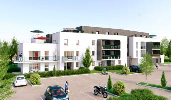 Blainville-sur-Orne programme immobilier rénové « Le Parthénon »