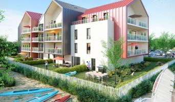 Courseulles-sur-Mer programme immobilier neuve « Le Domaine des Dunes »  (2)