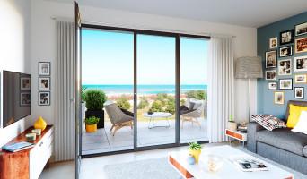 Courseulles-sur-Mer programme immobilier neuve « Le Domaine des Dunes »  (3)