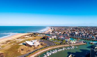 Courseulles-sur-Mer programme immobilier neuve « Le Domaine des Dunes »  (4)