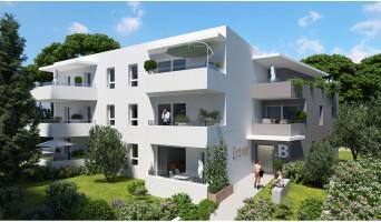 Montpellier programme immobilier neuf « Lodge Emeraude » en Loi Pinel
