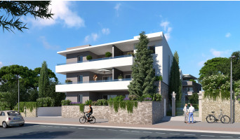 Montpellier programme immobilier neuve « Lodge Emeraude » en Loi Pinel  (2)