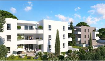 Montpellier programme immobilier neuve « Lodge Emeraude » en Loi Pinel  (3)