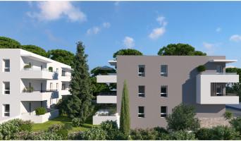 Montpellier programme immobilier neuve « Lodge Emeraude » en Loi Pinel  (4)