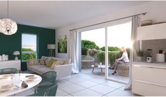 Montpellier programme immobilier neuve « Lodge Emeraude » en Loi Pinel  (5)
