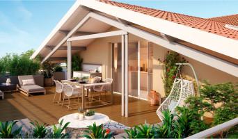 Castanet-Tolosan programme immobilier rénové « Patio 47 » en loi pinel