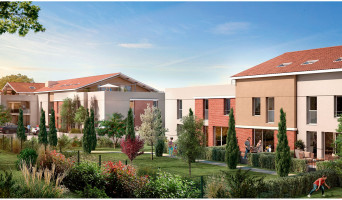 Castanet-Tolosan programme immobilier neuve « Patio 47 »  (2)
