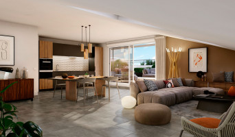 Castanet-Tolosan programme immobilier neuve « Patio 47 »  (3)