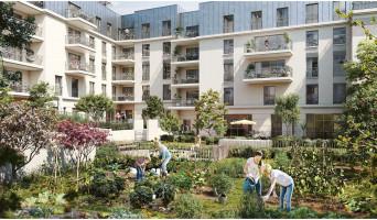 Châtenay-Malabry programme immobilier neuve « L'Absolu »  (2)