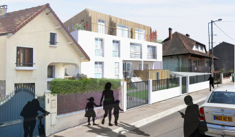 Les Pavillons-sous-Bois programme immobilier neuve « Résidence Cataleya »