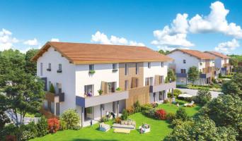 Anthy-sur-Léman programme immobilier neuve « L'Aimant »