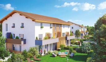 Anthy-sur-Léman programme immobilier neuve « L'Aimant »  (2)