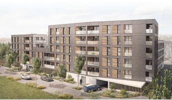 Valenciennes programme immobilier neuve « Urbanite » en Loi Pinel  (2)