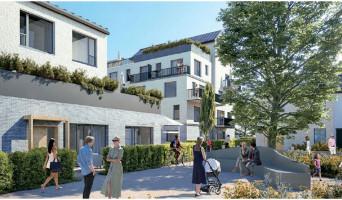 Bussy-Saint-Georges programme immobilier rénové « Le Hameau du Chêne » en loi pinel