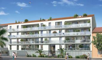 Canet-en-Roussillon programme immobilier rénové « Kanedo » en loi pinel