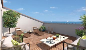 Canet-en-Roussillon programme immobilier neuve « Kanedo » en Loi Pinel  (3)