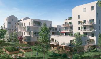 Toulouse programme immobilier neuve « Arboresens » en Loi Pinel  (2)