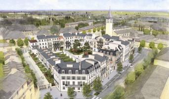 Serris programme immobilier neuve « Au temps du Faubourg » en Loi Pinel  (2)