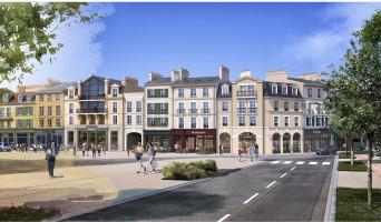 Serris programme immobilier neuve « Au temps du Faubourg » en Loi Pinel  (3)
