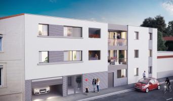 Reims programme immobilier rénové « Aria » en loi pinel