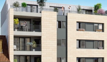 Reims programme immobilier neuve « Congrès »