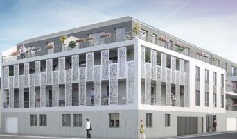 Reims programme immobilier rénové « Grand Angle, Sacré Coeur » en loi pinel